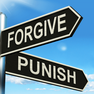 Forgive or Punish